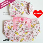 Sanrio Japan Cute Lunch Bag & Bottle Cooler bag for Woman and Kids - My Melody