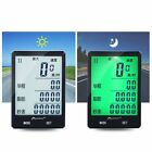 2.8inch Large Display Screen Backlight Bicycle Computer With Extend Base QC