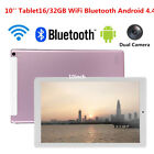 10inch Tablet PC 16/32GB Android 6.0 Quad Core 3G WiFi BT W/Dual SIM Camera Hot