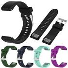 Replacement Silicagel Soft Band Quick Install Band For Garmin Fenix 5S Plus US D