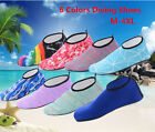 Unisex 3D Printing Beach Shoes Water Skiing Swimming Shoes Slip On Surf GIFT