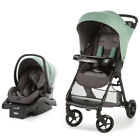 Safety 1st Smooth Ride Travel System with QuickClick Technology