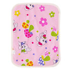Infant Baby Diaper Nappy Urine Mat Kid Waterproof Bedding Changing Cover Pad