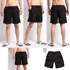 Fashion Men Fifth Pants Beach Shorts Quick Drying Swimwear Swim Trunks Briefs WD