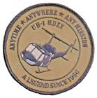 USMC UH-1 Huey Desert Final Patch A legend Since 1956 OD Green