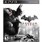 Batman: Arkham City (Sony PlayStation 3, 2011) - PS3