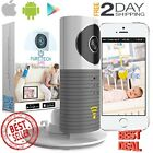TOP Video Baby Monitor Camera Compatible W/ iPhone & Android. Wifi 2 way Speaker