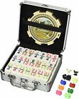 CHH Double 12 Numeral Pro Size Mexican Train & Chicken Domino Set