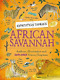 Expedition Diaries: African Savanna  (UK IMPORT)  BOOKH NEW