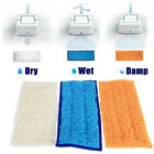 Внешний вид - 1/3Pcs Replace Washable Wet Dry Damp Mopping Pad Cloth For iRobot Braava Jet 240