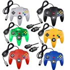 N64 Controller Gamepad Joystick+1.8m Extension Cable For Nintendo 64 N64 System