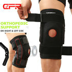 Open Patella Double Hinged Knee Brace Support Stabilizer Medical Sports Wraps AB on eBay