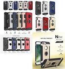 lot 6 ring hybrid shockproof case for iphone X max 7 plus samsung s9 plus note 8