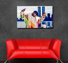 Biggie - Notorious B.I.G. Custome Print Twin Towers Pick Size - Finish
