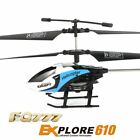 FQ777 610 3CH Mini Helicopter RC Infrared Drone Aircraft  6-Axis Toy Gift RTF XP