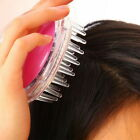 Pro Head Hair Washing  Brush Comb Soft Massager Brushes Reduce Hair Loss