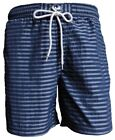 BAILEYS SWIM SHORT BEACH Streifendessin Gr. L bis 3XL in blau