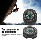 Portable Watch Band Slip Slide Navigation Compass for Survival Camping Hiking