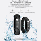 M3 Smart Watch Bracelet Heart Rate/Blood Pressure Monitor Pulse Wristband SE NEW