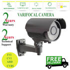 CCTV VARIFOCAL BULLET CAMERA 2.4MP 1080P HD TVI/AHD/CVI/CVBS IR LED 70M