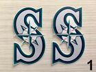 2x Seattle Mariners Car Bumper Laptop Wall Vinyl Die Cut Stickers Decals on Ebay