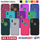 For iPhone 11 12 Mini Pro 6 7 8 Plus XS Max XR X SE Case Shockproof Rubber Cover