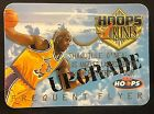 SHAQUILLE O'NEAL 1997-98 Hoops AIRLINES Frequent Flyer UPGRADE #10 Scarce LAKERS