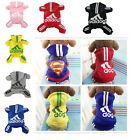 Dog Clothes Four-Legs Hoodie Sports Atheletic Small Warm Sweaters Coats For Pet