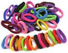 Pack Of 100 Hair Rubber Band Holder For Kids/Girls/Women (Random Colours)