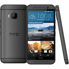 HTC ONE M9 32GB 20.0MP Android OS (Unlocked AT&T ) 4G LTE 5.0'' Smart Phone