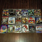 18x platstation 3 games lot from canada free shipping