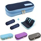 Insulin Cooler Travel Case Diabetic Medication Cooling Pouch with 2 Ice Pack $21.75 USD on eBay