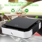 NEW Auto Car Fresh Air Ionic Purifier Oxygen Bar Ozone Ionizer Cleaner Home BE