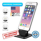 Universal Desktop Charging Stand Station for All Android iPhone X 8 7 6 plus