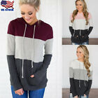 womens long sleeve casual sweatshirt hoodies tops