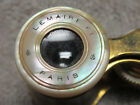 LEMAIRE FI PARIS Opera Glasses / Bee Insignia / Mother of Pearl & Brass w/Case