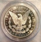 1881-S  Morgan Dollar MS63  PCGS Bright White Both and Frosty Cameos