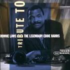 Tribute to Legendary Eddie Harris by Ronnie Laws CD Blue Note Never Played PROMO