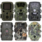 Infrared Night Vision HD 1080P IR 12MP Outdoor Trail Security Camera Hunting Cam