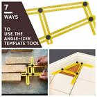 Angle-Izer Ultimate Tile & Flooring Template Tool Multi-Angle Ruler #