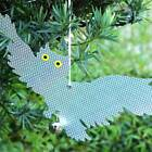 1pcs Bird Repellent Scare Deterrent Repeller Tape Owl Reflective Pest Ribbon