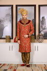 Mens Traditional Pakistani Wear Bollywood Designer Sherwani Dress From India