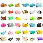 Cute Animal USB Cable Wire Charger Protector Headset Winder Organizer for Phone