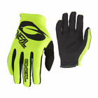 O'Neal Mens Neon Yellow Matrix Icon Dirt Bike Gloves MX ATV 2019