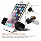 Universal Car Air Vent Mount Holder Cradle Stand Bracket For Cell Phone 6s 7 8 B