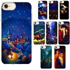 Harry Potter Case Cover Silicone Wizard Gryffindor Cool Collection Colourful