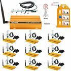 LOT 1~100 PCS 900MHz Cell Phone Signal 3G 4G Repeater Booster Amplifier+Yagi Kit