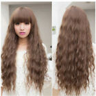 1PC Lolita Fluffy Heat Resistant Long Curly Wavy Hair Halloween Fashion Wig GIFT