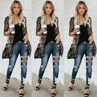 New Fashion Autumn Lady Women Casual Loose Clothing Coat Jacket Outwear Clubwear