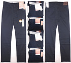 DOCKERS MENS JEAN CUT STRAIGHT FIT SOFT STRETCH PANTS NAVY 2